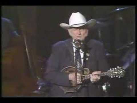 Bill Monroe - The Wayfaring Stranger