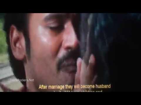 Thoodari love feeling dialogue