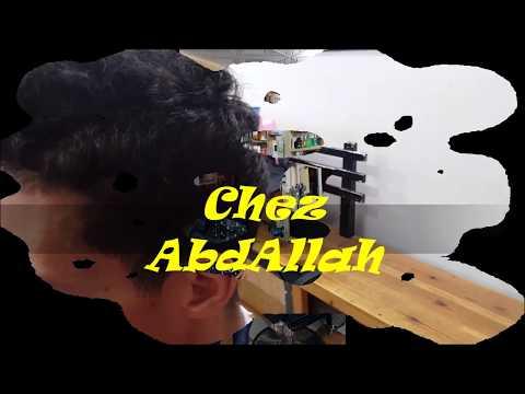 Hair Art  2017 ALGERIA  عبد الله الجزائري