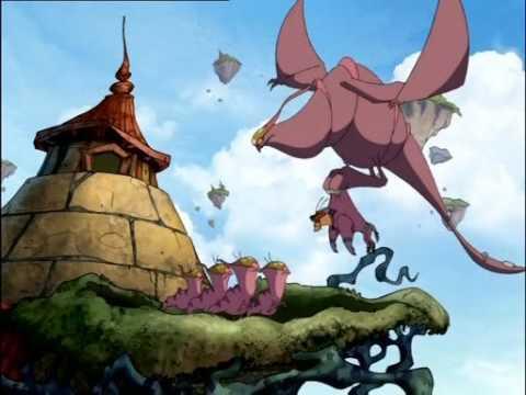 Мультфильм охотники на драконов 1