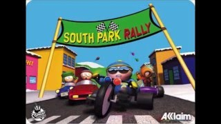 South Park Rally- Christmas Day Race Extended