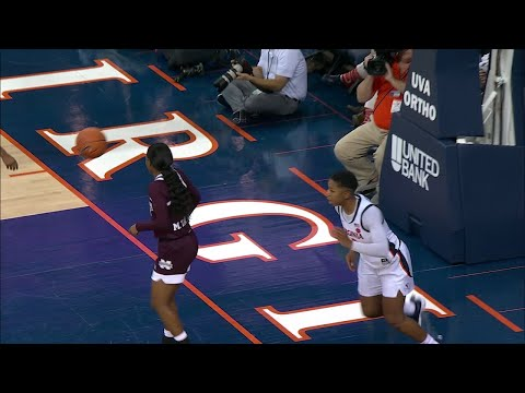 WOMEN'S BASKETBALL: Mississippi State Highlights