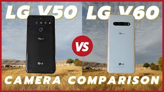 LG V60 vs LG V50 Camera Comparison