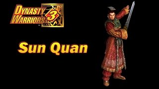 Sun Quan (onyomi: Son Ken) is Sun Jian's second son and his elder b...