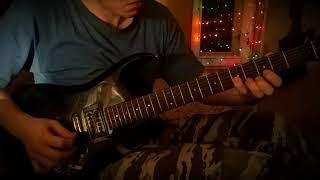 Михаил Клеофас Огинский - Прощание с родиной [Полонез Огинского] (Guitar Cover)