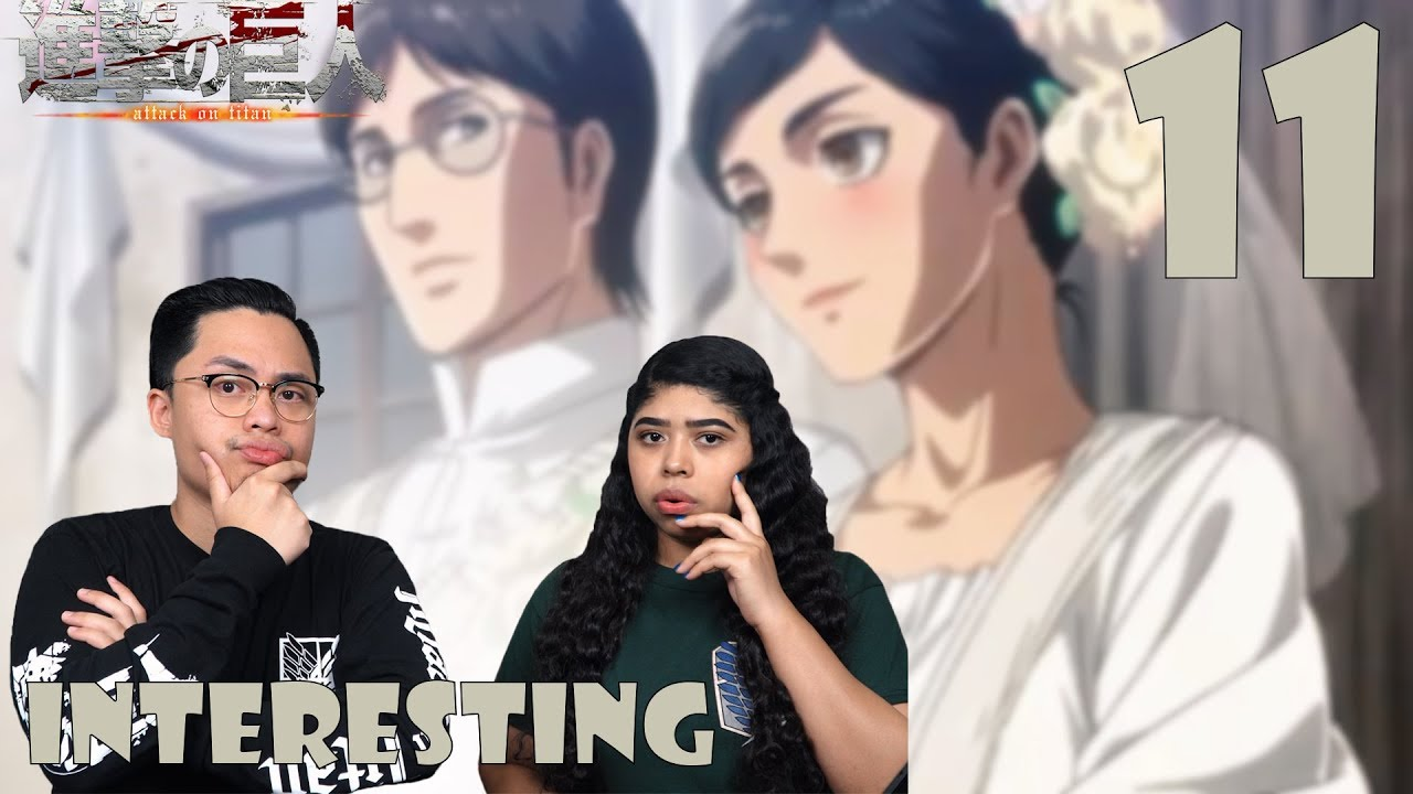 Attack on Titan Season 3 Episode 11 Reaction and Review ...
