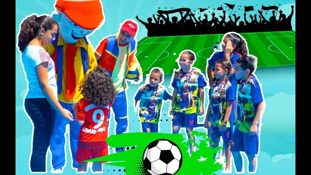 عمو صابر ولعبة كرة القدم  - amo saber and soccer game