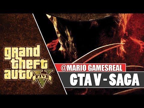 Gta v Freddy Krueger Easter Egg Full Download Gta v Easter Egg