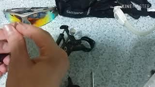 Обзор крутого крепления для телефона и GoPro на велосипед