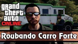 GTA V Online: Como Roubar Carro Forte com Irmãos Bullet