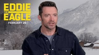 "Eddie the Eagle | ""The Underdog"" Featurette 