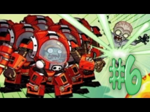 Plants vs. Zombies Heroes - IMPossible | imp Party #6