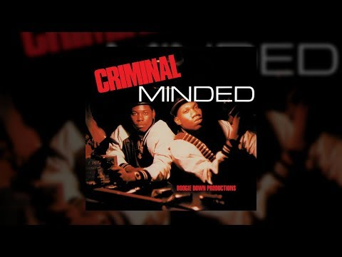 Boogie Down Productions | Criminal Minded (FULL ALBUM) [HQ]