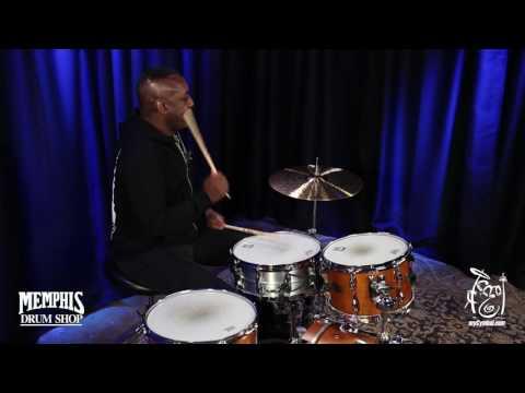 "Paiste 17"" Sig Steve Jordan Style Hi Hat Cymbals - Played By Steve Jordan (SJHH17-1112616C)"