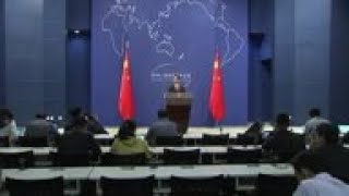 China on US trade and relations, economy