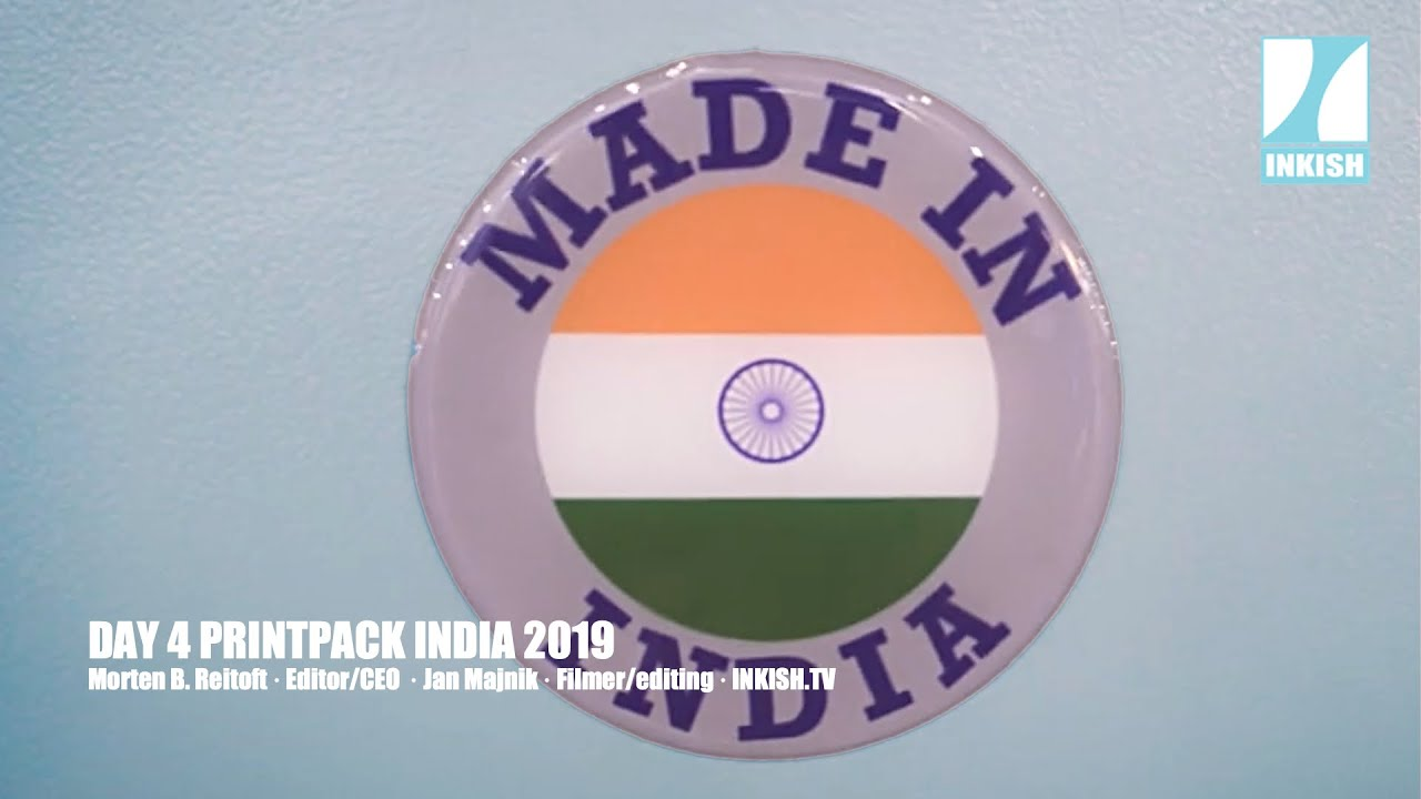 Day 4 · PRINTPACK India 2019 · Greater Noida · India