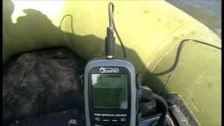 знакомство  дилетанта  с эхолотом   Fisherman  220 Duo(, 2017-06-25T09:18:09.000Z)