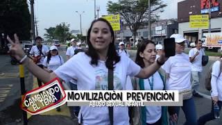 Cambiando el Tema -  Movilización Prevención Abuso Sexual Infantil