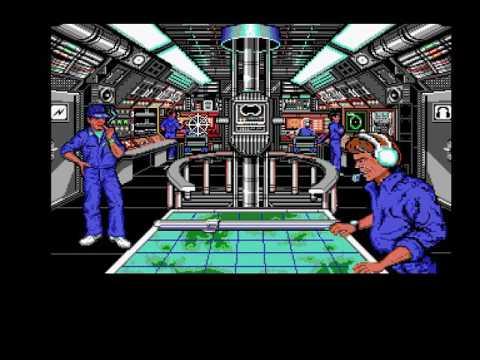 688 Attack Sub 1989 [Amiga] Classic Subsim - Tedious Retro Gamer