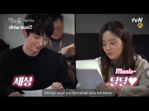 INDO SUB Reading Script Flower of Evil 악의꽃 New drama tvN ...