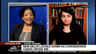 Coronavirus | New Delhi Locked Down As Covid-19 Cases Cross 400