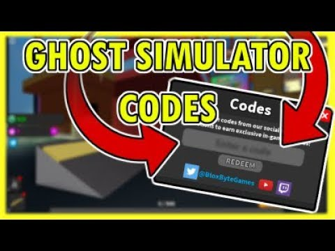 ALL 3 *LEGENDARY* PET CODES IN GHOST SIMULATOR! (Roblox ...