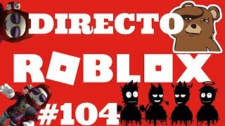 DIRECT / / ROBLOX WITH SUBS #104