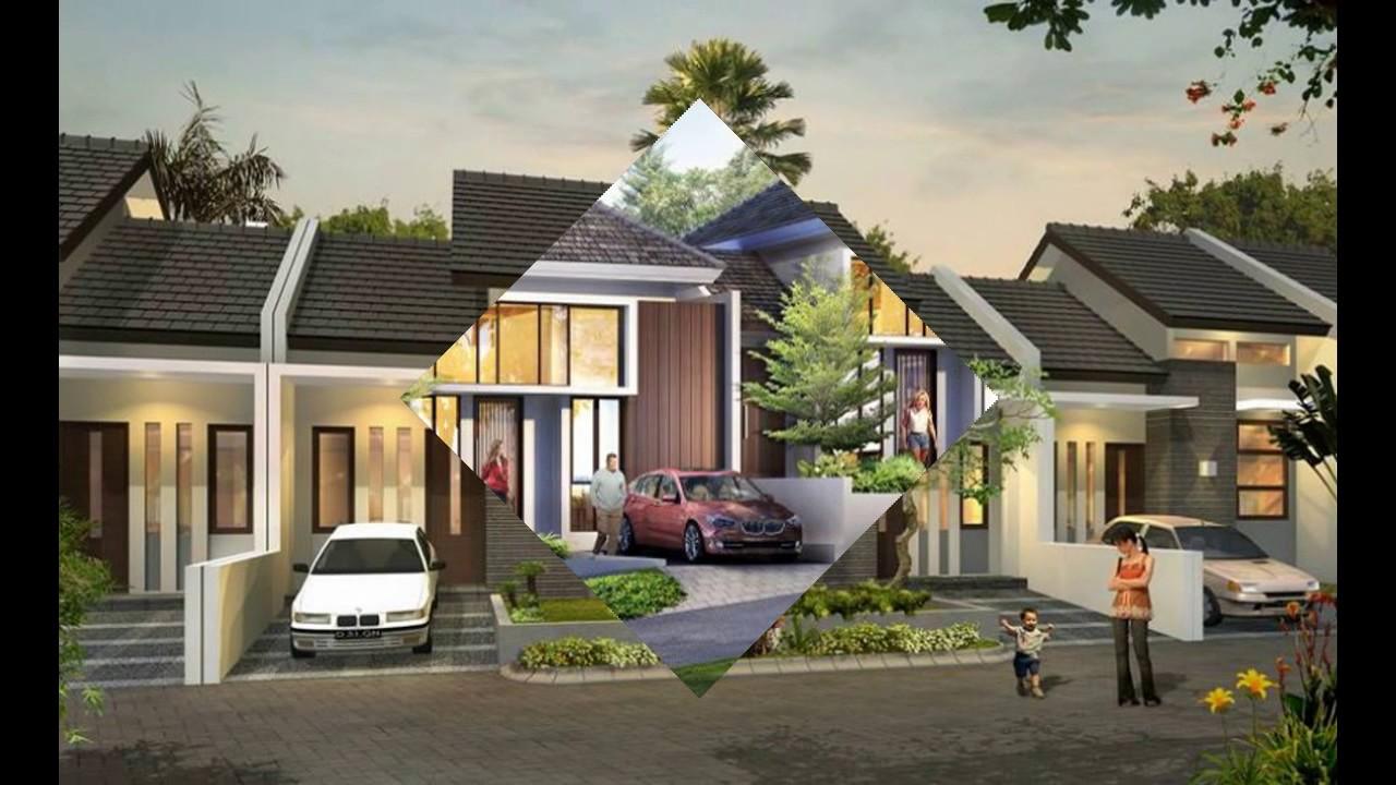 081905152185 Jasa Desain Rumah Type 45 Youtube