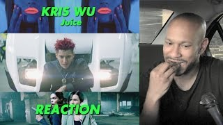 Kris Wu - Juice (Official Music Video) reaction/review