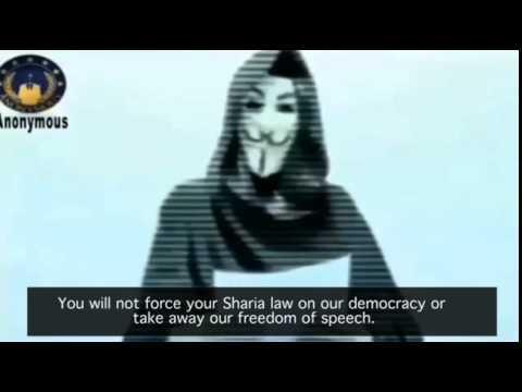 Hacktivist group Anonymous 'declare war on jihadists'