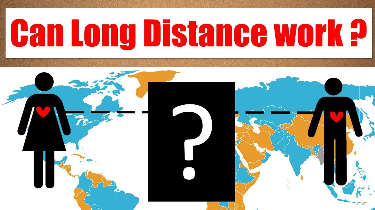long distance relationship research