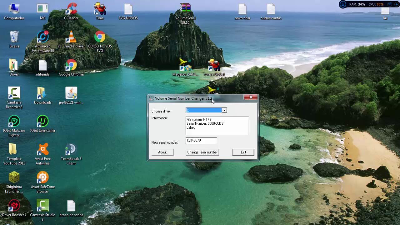 Hard disk serial number changer magebot | Peatix