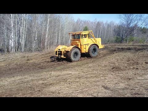 Обзор трактора Кировец К-701: технические характеристики