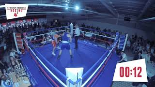 Strictly Business Boxing | Oliver Bracey V Rory Mcguire
