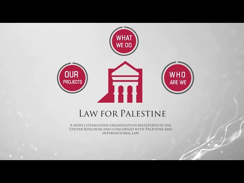 Law for Palestine - Who we are, what we do?