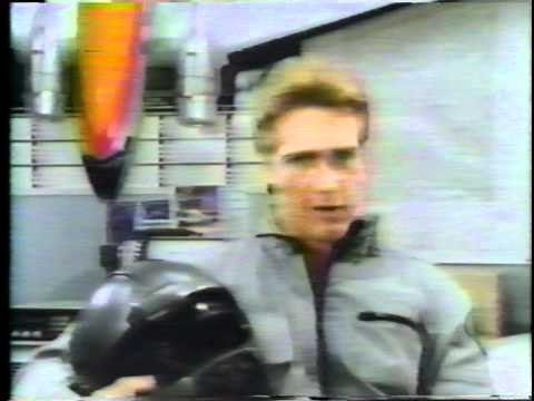 AIRWOLF Season 4 Public Service Announcement  Appeal USA Network