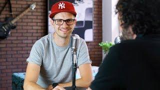 PODCAST#3 JÁN ILAVSKÝ - Beat Saber a VR, jak přežít mega úspěch, co ho motivuje k práci?