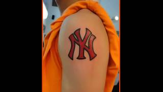 Awesome Yankees Tattoo Ideas