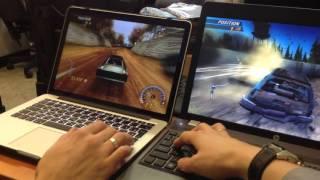 Macbook Pro Retina VS HP Probook 4530s OS X