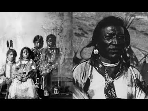 Native American Images That Are Hidden - Rare & Vintage Photos