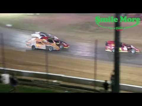 A-Mods Feature Springfield Raceway 6 10 2017