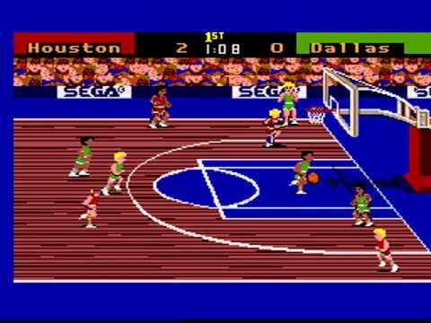PAT RILEY BASKETBALL MASTER SYSTEM