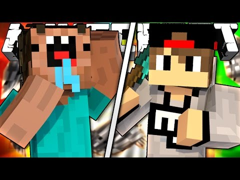 Thumbnail: Bully vs. Noob - Minecraft