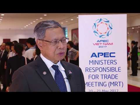 International Trade & Industry Minister Mustapa Mohamed on Removing Trade Barriers