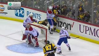 Montreal Canadiens vs Pittsburgh Penguins - March 21, 2018 | Game Highlights | NHL 2017/18