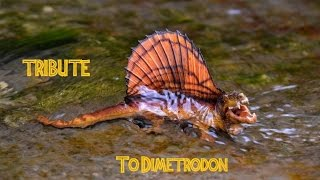 Tribute to Dimetrodon