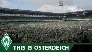THIS IS OSTERDEICH - THIS IS ERSTKLASSIG!!! | SV Werder Bremen