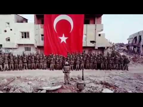 Mardin Nusaybin KOMANDO MARŞI...!