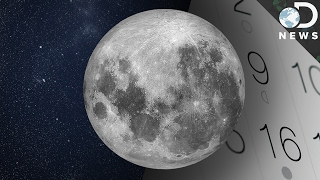 New Discovery About The Moon's Age Could Rewrite History
