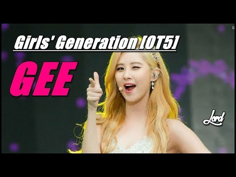 How would SNSD [OT5] sing: Girls' Generation - Gee